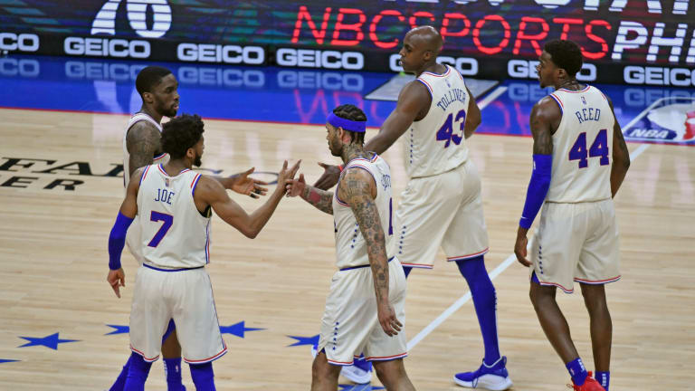 Sixers' Final Win Over Orlando Magic Wasn't Totally Meaningless