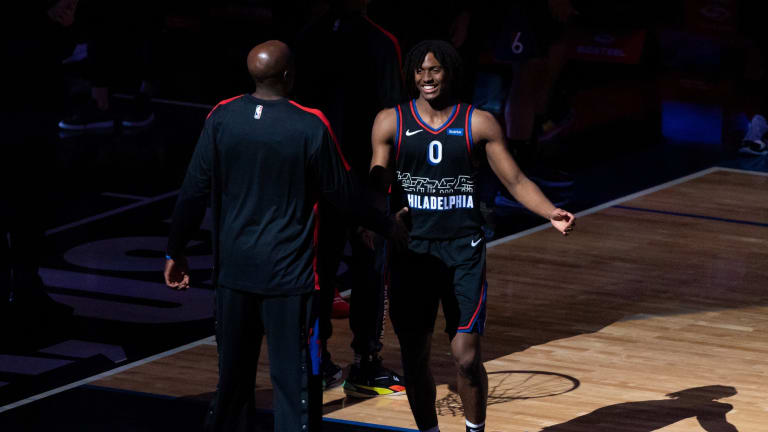 Sixers Rookie Tyrese Maxey Reveals Role in 2021 NBA Playoffs