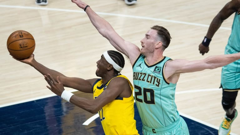 Gordon Hayward, Cody Martin ruled out for Charlotte Hornets' play-in game with Indiana