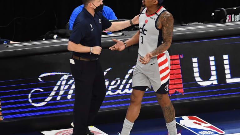 76ers NBA Playoffs Watch: Wizards' Bradley Beal 'Not 100%'