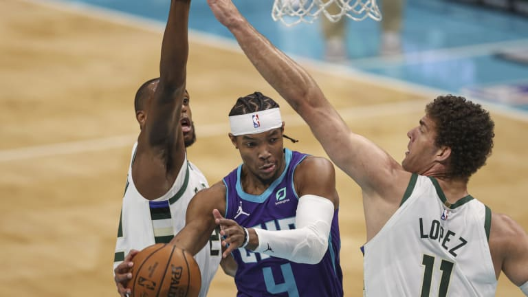 Q&A with Devonte' Graham: Charlotte Hornets guard chats about injuries, his shooting, his desire to stay around and more