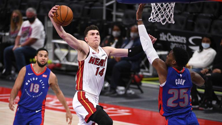 Miami Heat's Tyler Herro Prepping For `Huge Summer'