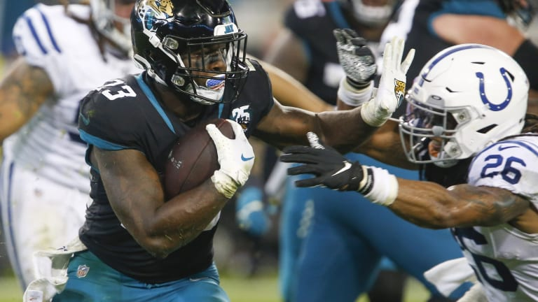 Giants Awarded RB Ryquell Armstead Off Waivers