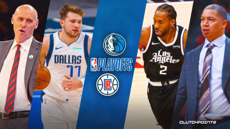 Making History: Mavs At Clippers NBA Playoffs Game 1 Plan Announced - With A Dallas Hope