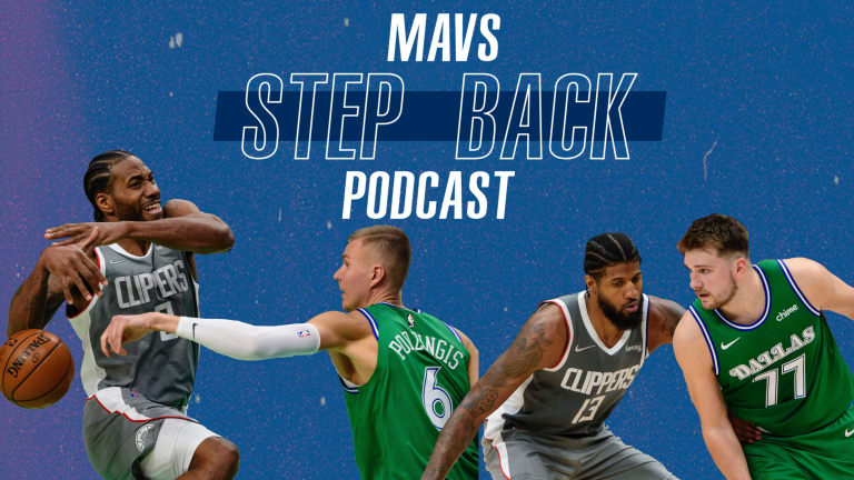 Mavs Step Back LIVE: How Doncic & Porzingis Can Upset Clippers