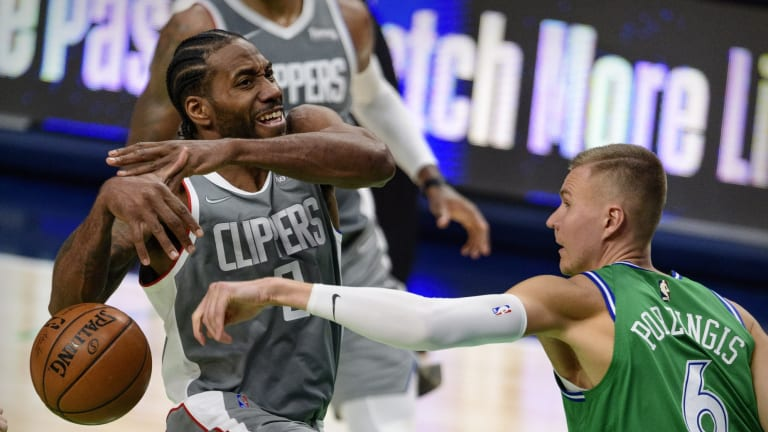 OFFICIAL: Dallas Mavs vs. Clippers Full Playoff Schedule Released
