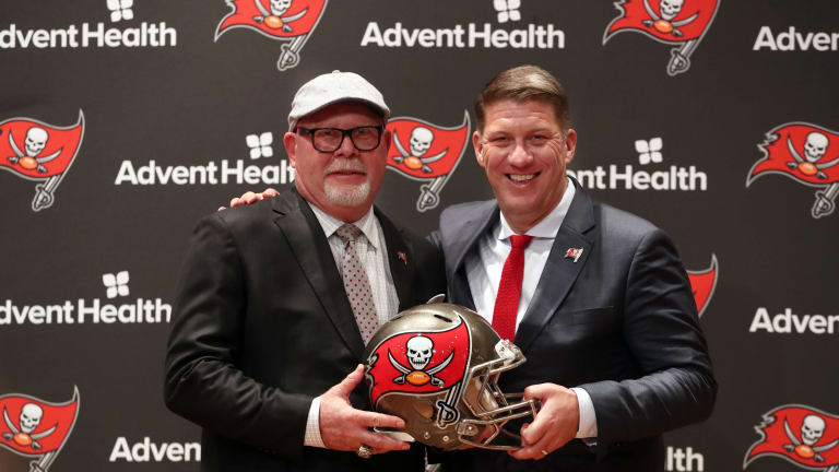 Tampa Bay just made history (again) and GM Jason Licht should take a bow