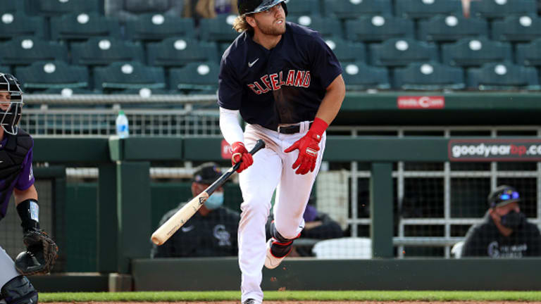 All Eyes on Owen Miller; Is He Ready To Help the Indians Offense