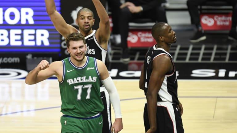 'Hell Yeah There's Pressure': Dallas Mavs Coach Carlisle on NBA Playoffs