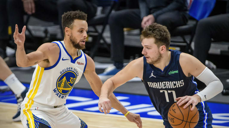 Luka or Steph? Who Would You Rather Guard?