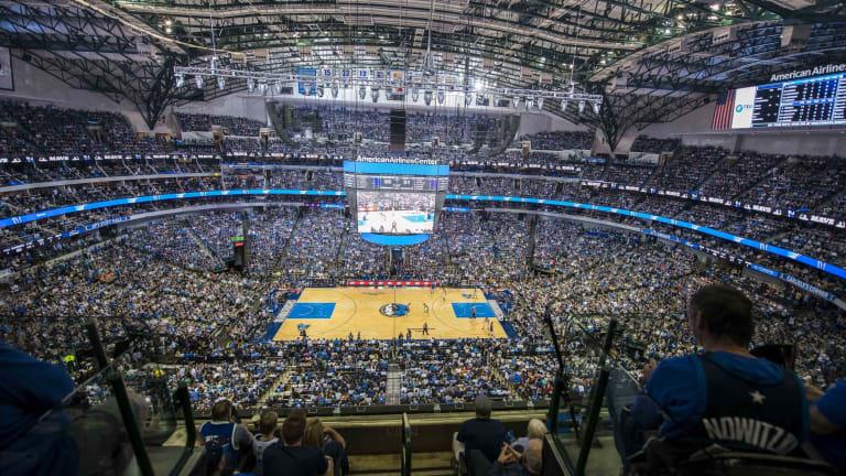 Mavs Increase Fan Capacity For NBA Playoffs, Host Vaccine Clinic