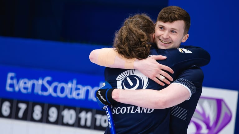 Mouat Mastery Over Canadian Curling