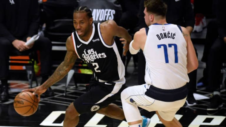 Mavericks' Season Ends With 126-111 Game 7 Loss To Clippers
