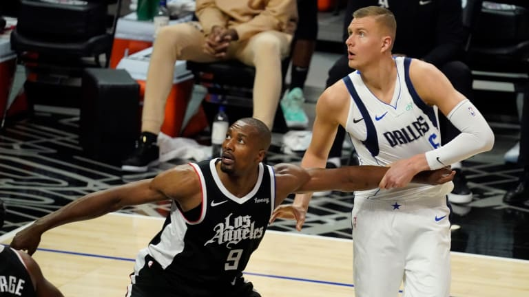 LA Clippers Center Serge Ibaka to Miss Game 3 vs. Mavericks