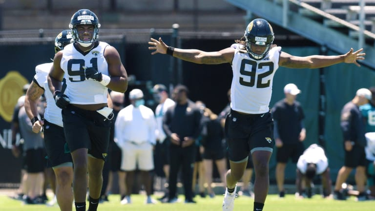 Lawrence's Progress, Roles for Newcomers: 5 Things To Watch at Jaguars' OTAs