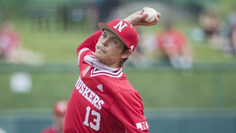 Chance Hroch Named Big Ten Pitcher of the Week