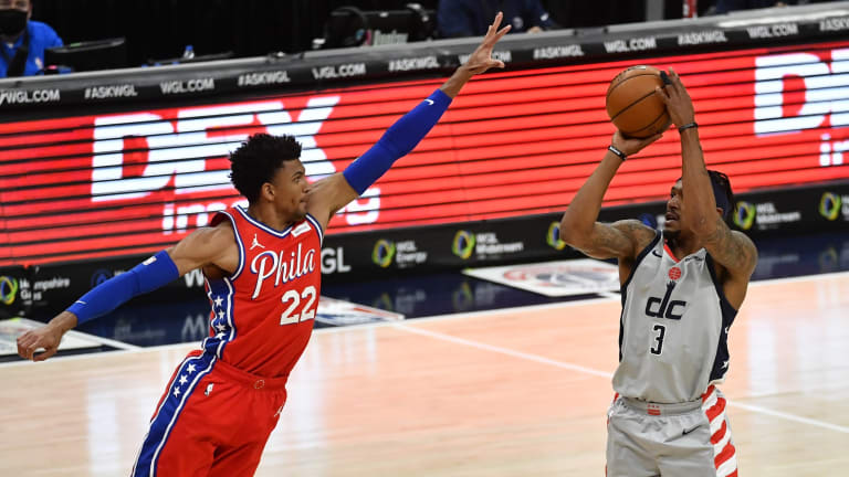 76ers: Wizards' Bradley Beal Respects Matisse Thybulle's Defense
