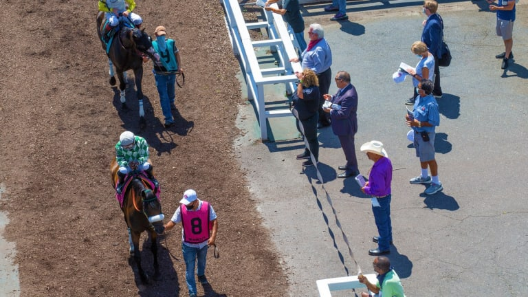 A Jersey Guy: Monmouth Park remains a summer oasis