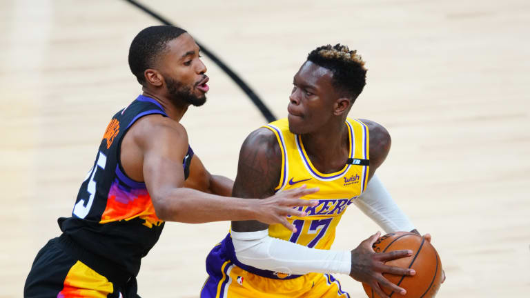Lakers News: Former LA Point Guard Dennis Schroder Wife Has Parting Words for Haters