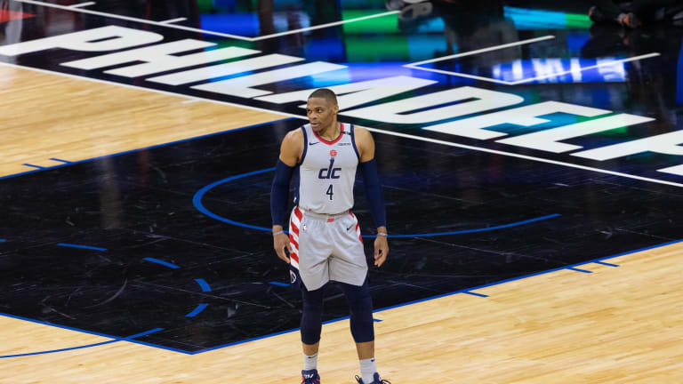 Sixers Release Statement Apologizing to Russell Westbrook, Wizards