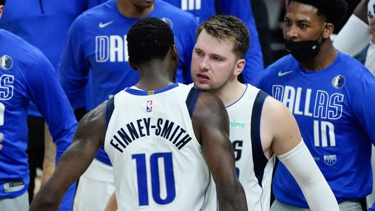 Mavs 'Flame-Thrower' Time: Clippers NBA Playoffs Game 3