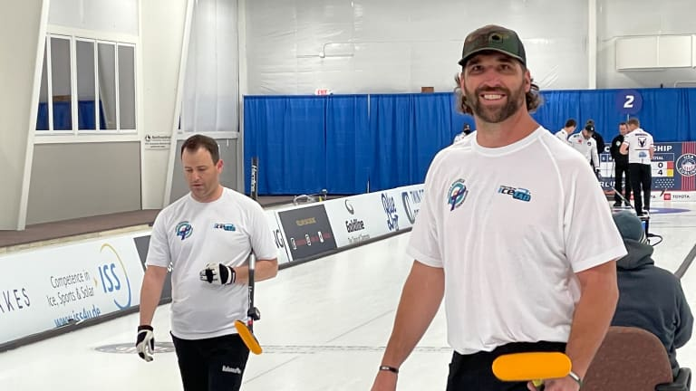 From NFL to Curling: Jared Allen Respects The Game