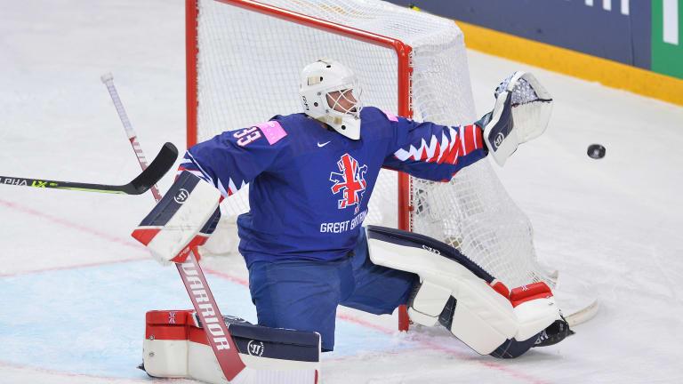 Ben Bowns is a British Hockey Legend