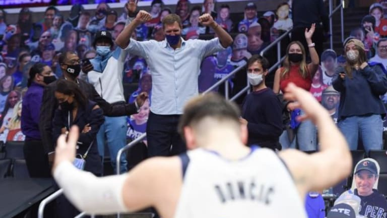 Luka Doncic 'Is From A Different Planet,' Says Dirk: Mavs Talk - Clippers, Game 3