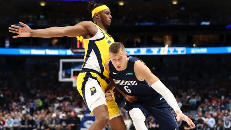 Kristaps Porzingis Trade: NBA Odds - and Myles Turner as Mavs Target