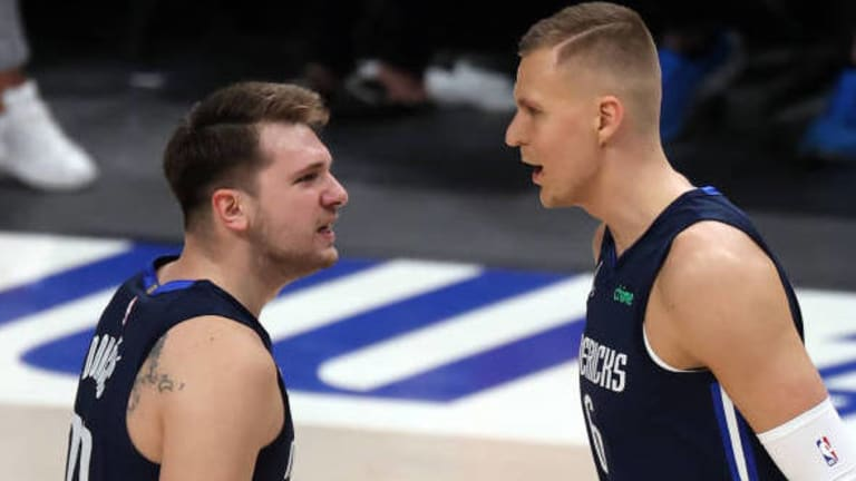 Mavs Donuts: Porzingis Pump-Up; KP's Game 6 Time to Star?