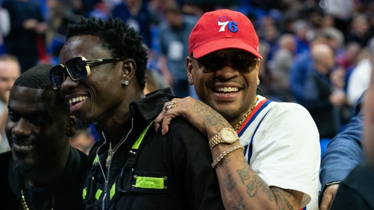 Former Sixers President Compares Current Team to Allen Iverson's '01 Team