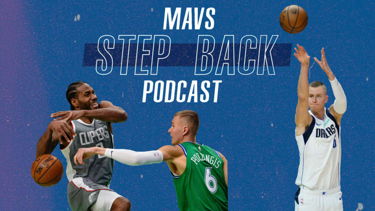 Mavs Step Back LIVE: Doncic Needs More From Porzingis in Game 4