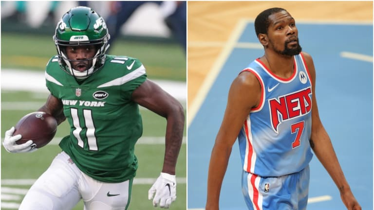 Jets' Coach Compares Denzel Mims to Kevin Durant