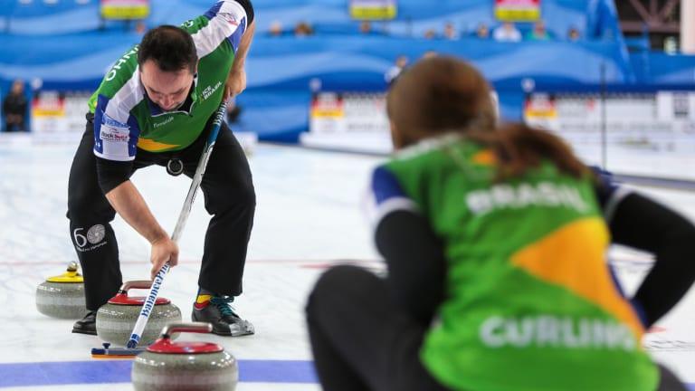 Brazilian Curling Competitor/Coach Arrested in Canada