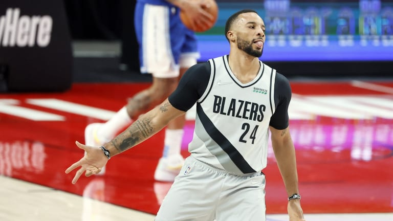Trail Blazers Fans Chant Norman Powell's Name After Career Night