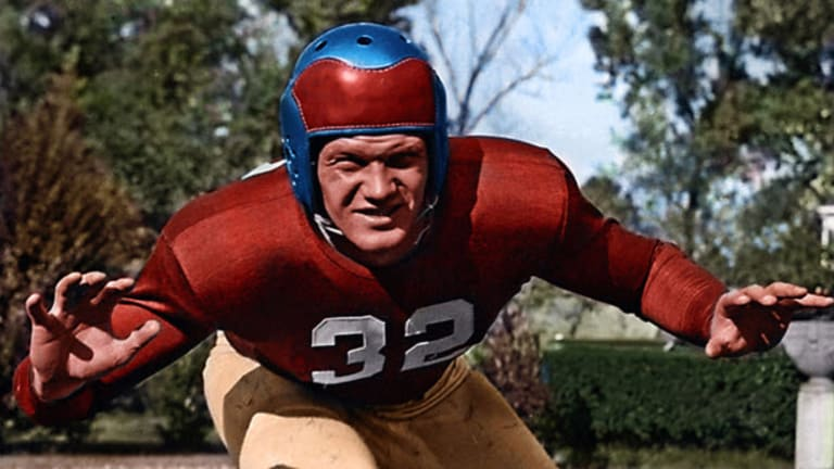 Memorial Day salute to Giants' Al Blozis, NFLers who died serving in U.S. military