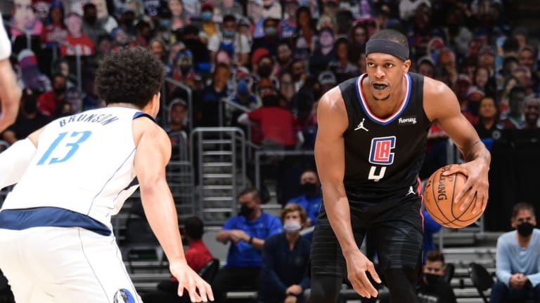 Why Clippers' Rajon Rondo Needs To Hear The Boos From Mavs Fans