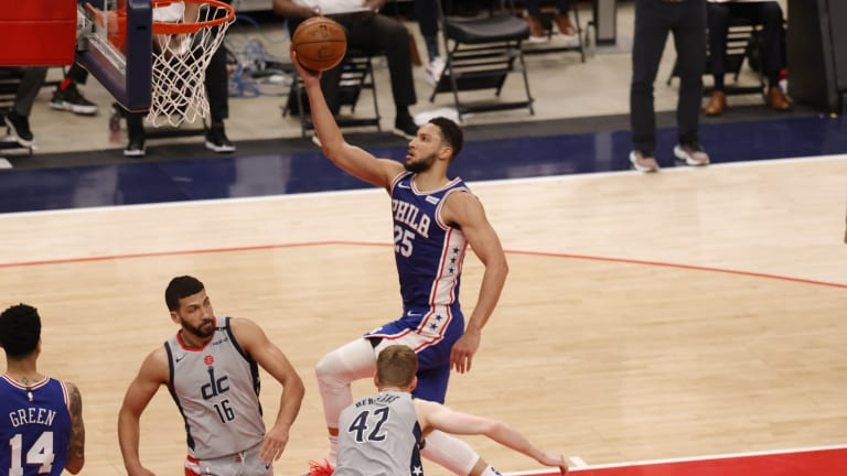 Doc Rivers Should Experiment With Embiid Out For Game 5