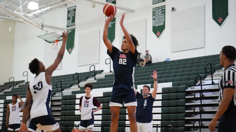 The Jalen Lewis Blog: Peach Jam, USA Basketball, Busy Summer, Polo G and More