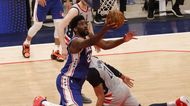 Doc Rivers Reveals Embiid's Reaction to Injury Diagnosis