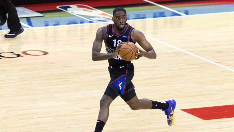 Shake Milton Puts in Extra Work Following Sixers' Victory Over Wizards