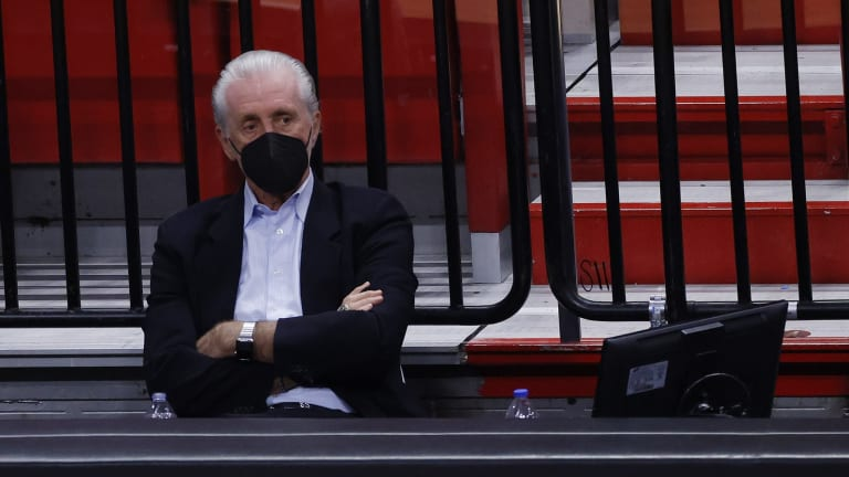 Miami Heat Team President Pat Riley Fined $25,000 for Comments About LeBron James