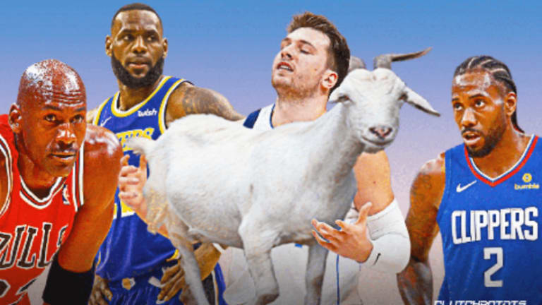 Mavs Step Back LIVE: Can Luka Doncic Keep Up 'GOAT' Pace?