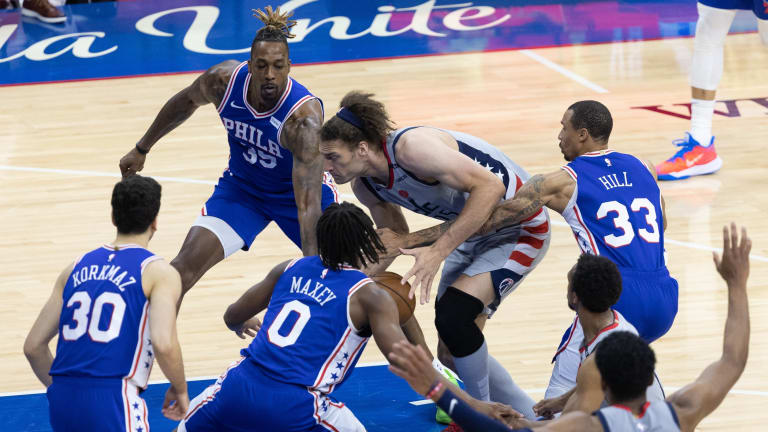Sixers Embraced 'Next Man Up' Mentality Without Joel Embiid