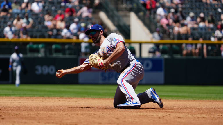 Rangers Look To Build Off Late Rally As They Carry Nine-Game Losing Streak Home