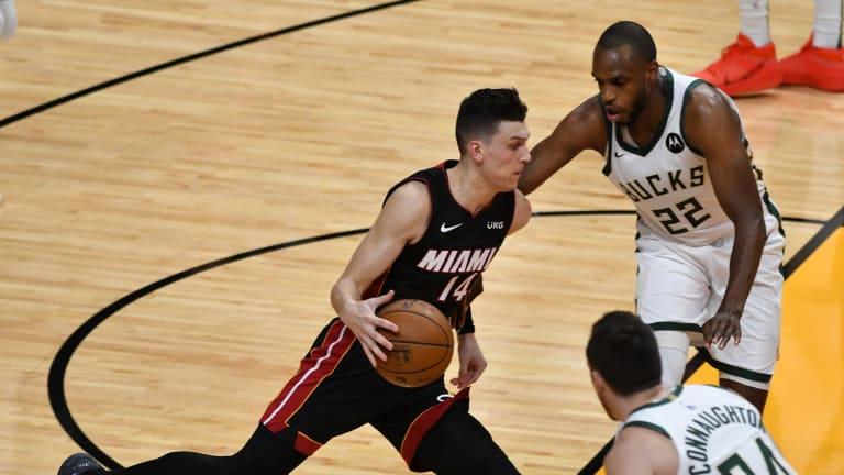 Miami Heat's Tyler Herro Matures After Birth of Daughter