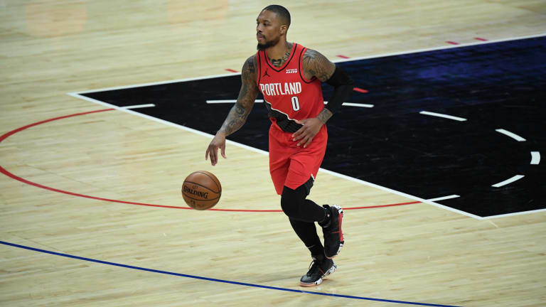 Clippers Interested in Damian Lillard, According to Stephen A. Smith