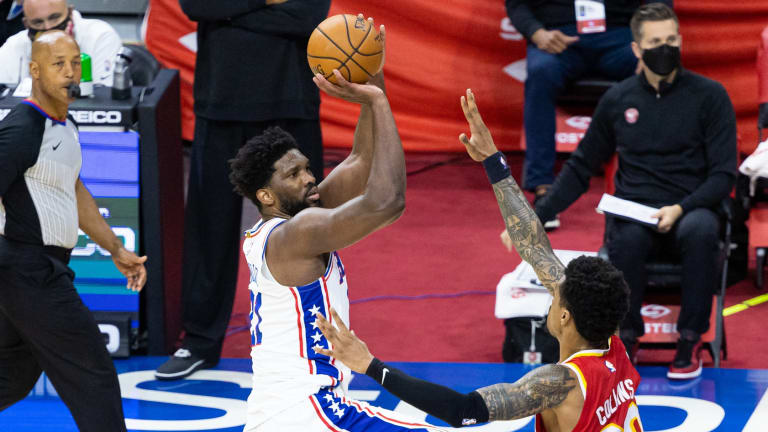 Shaq Believes Joel Embiid-Less Sixers Can't Defeat Hawks in NBA Playoffs
