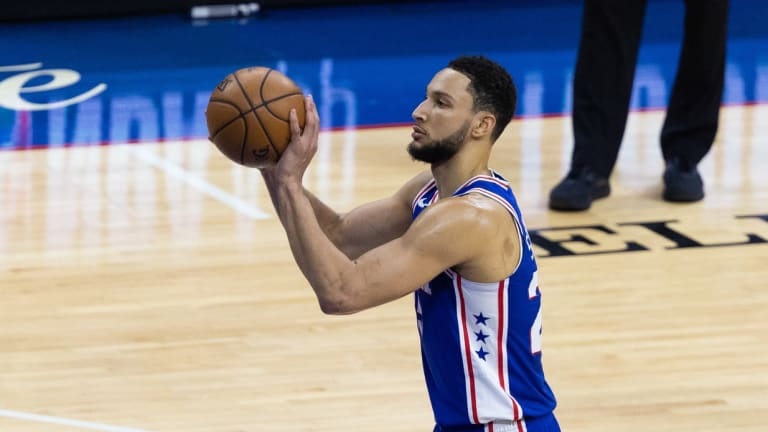 Ben Simmons Pokes Fun at Sixers Fans With Instagram Post