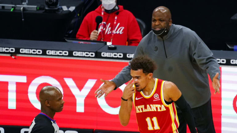 Dwight Howard Sends Message to Trae Young About Sixers Fans